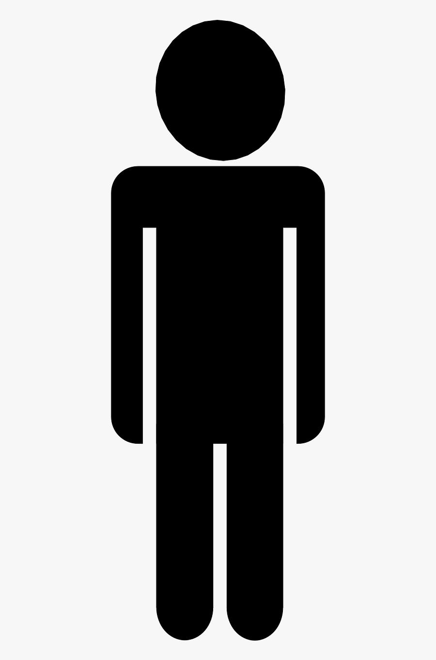 Man Male Silhouette.