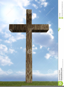 Clipart Of Wooden Crosses.