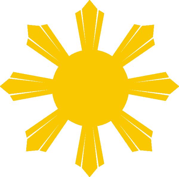 Filipino sun.