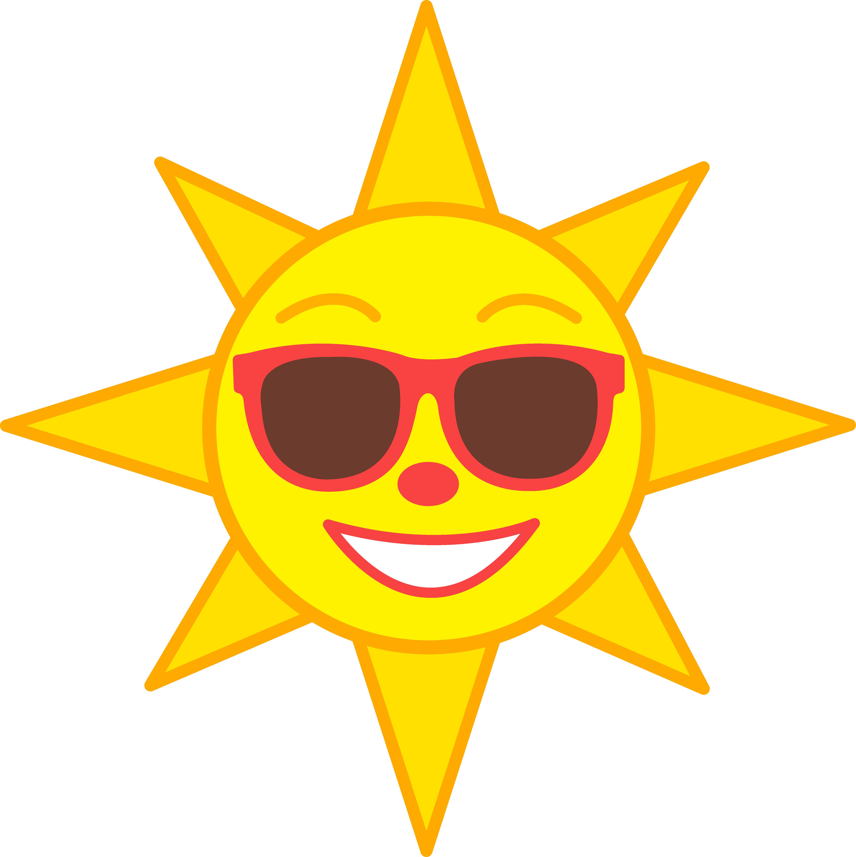 clipart free sun #14