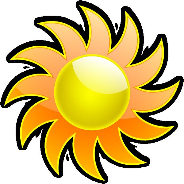 Sun 3 clip art.
