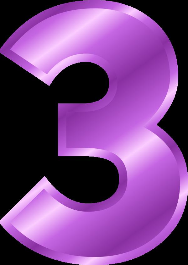 Free Three Cliparts, Download Free Clip Art, Free Clip Art.