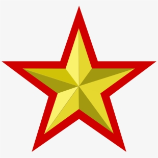 Red Star PNG Images.