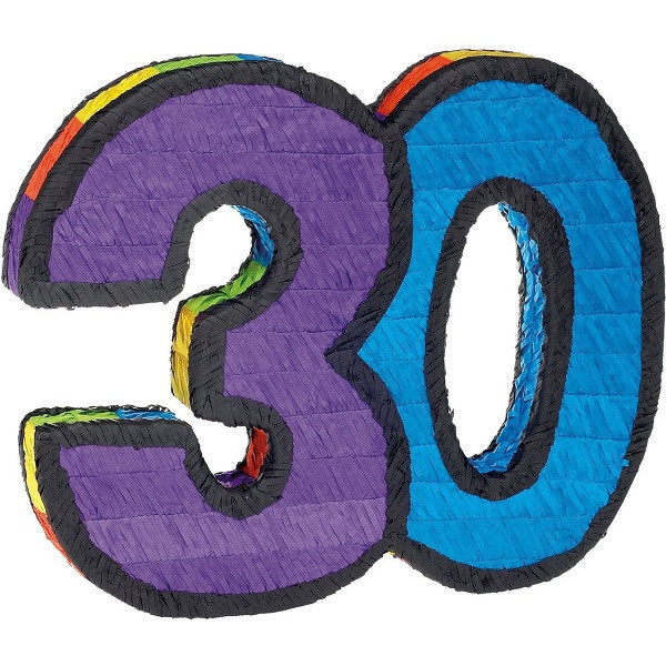 30 th number clipart.