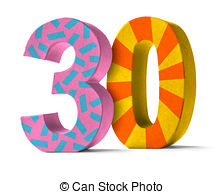 Number 30 Illustrations and Clipart. 1,683 Number 30 royalty free.