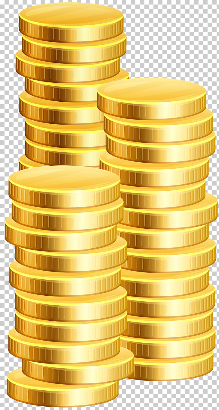 Money Coin , coins PNG clipart.