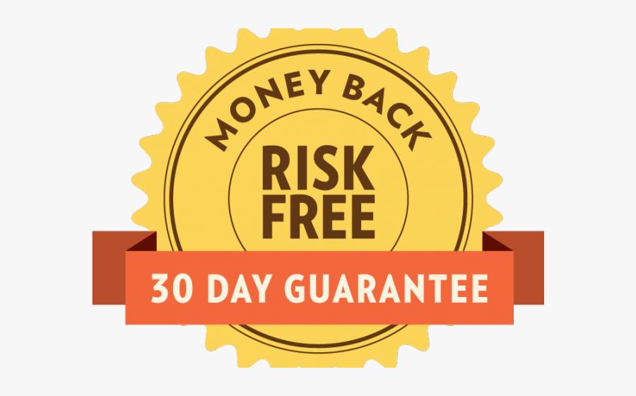 Risk Free 30 Day Money Back Guarantee , Free Transparent.