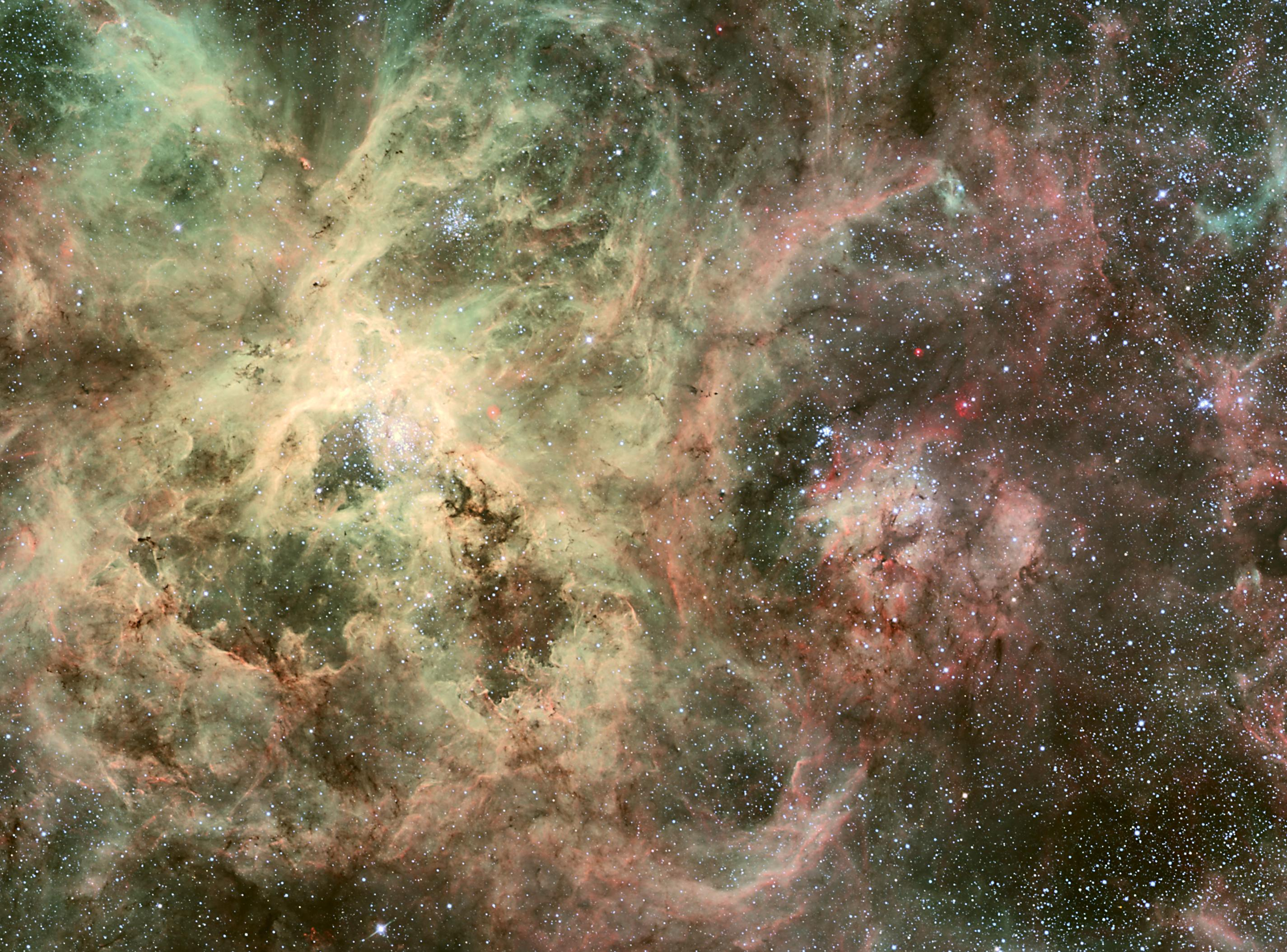 Doradus Nebula.