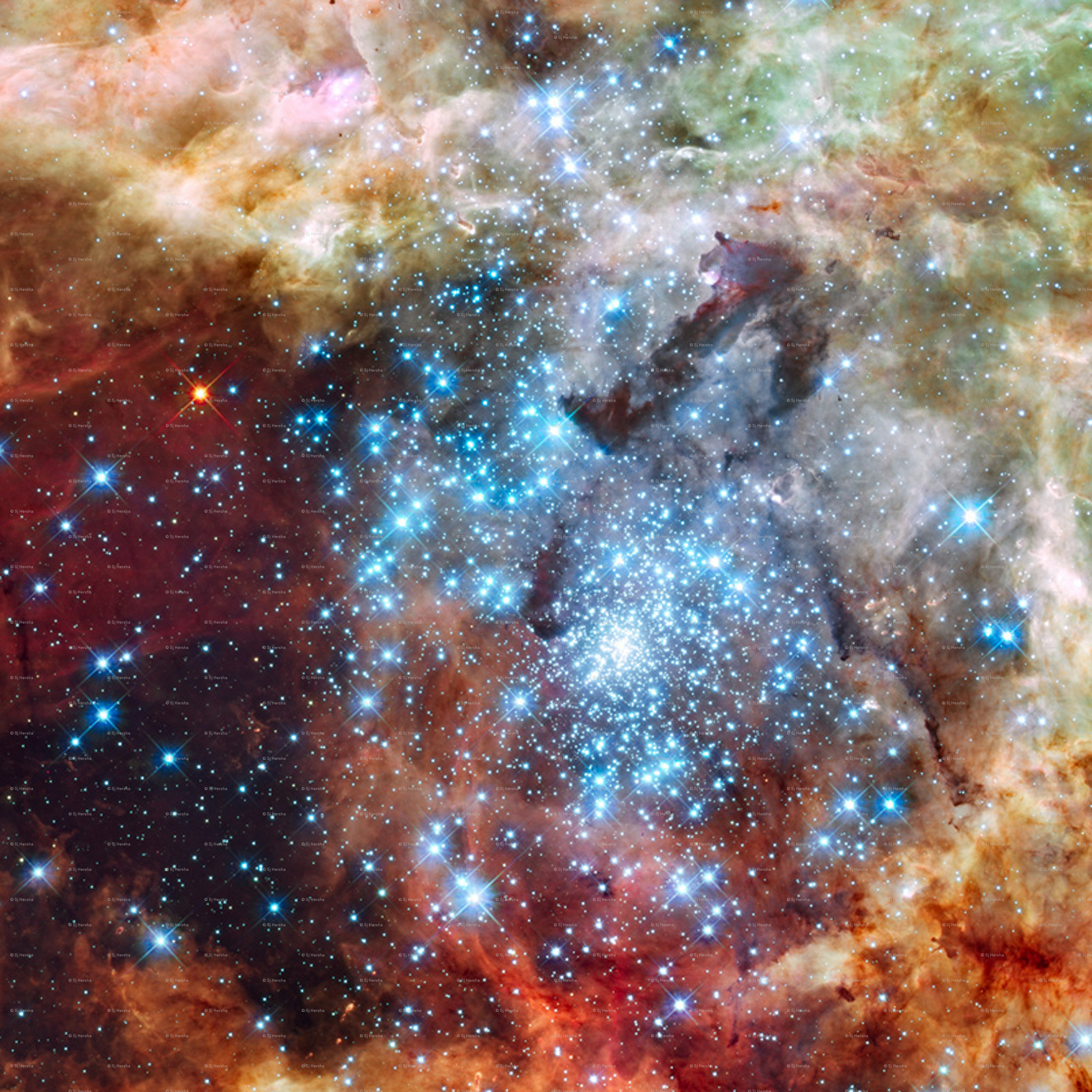 Nasa Hubble 30.