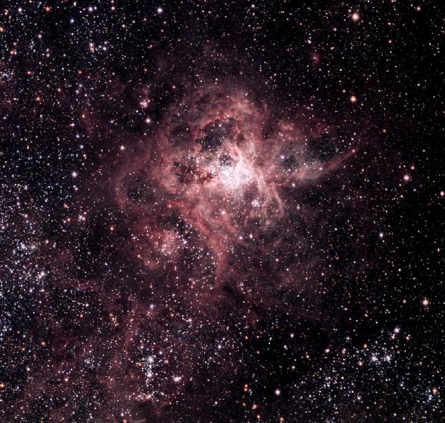 Doradus Tarantula Nebula.