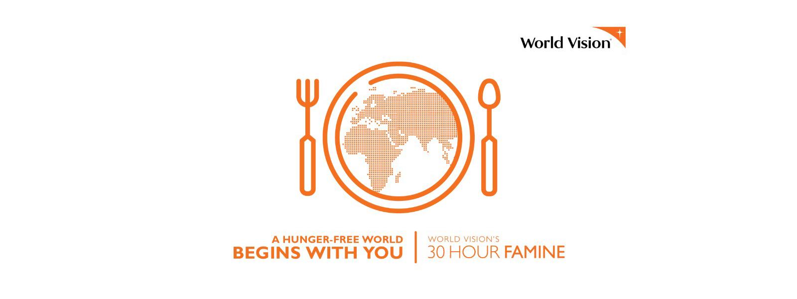 World Vision's 30 Hour Famine.