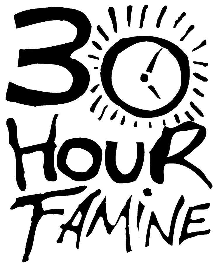 30 Hour Famine.