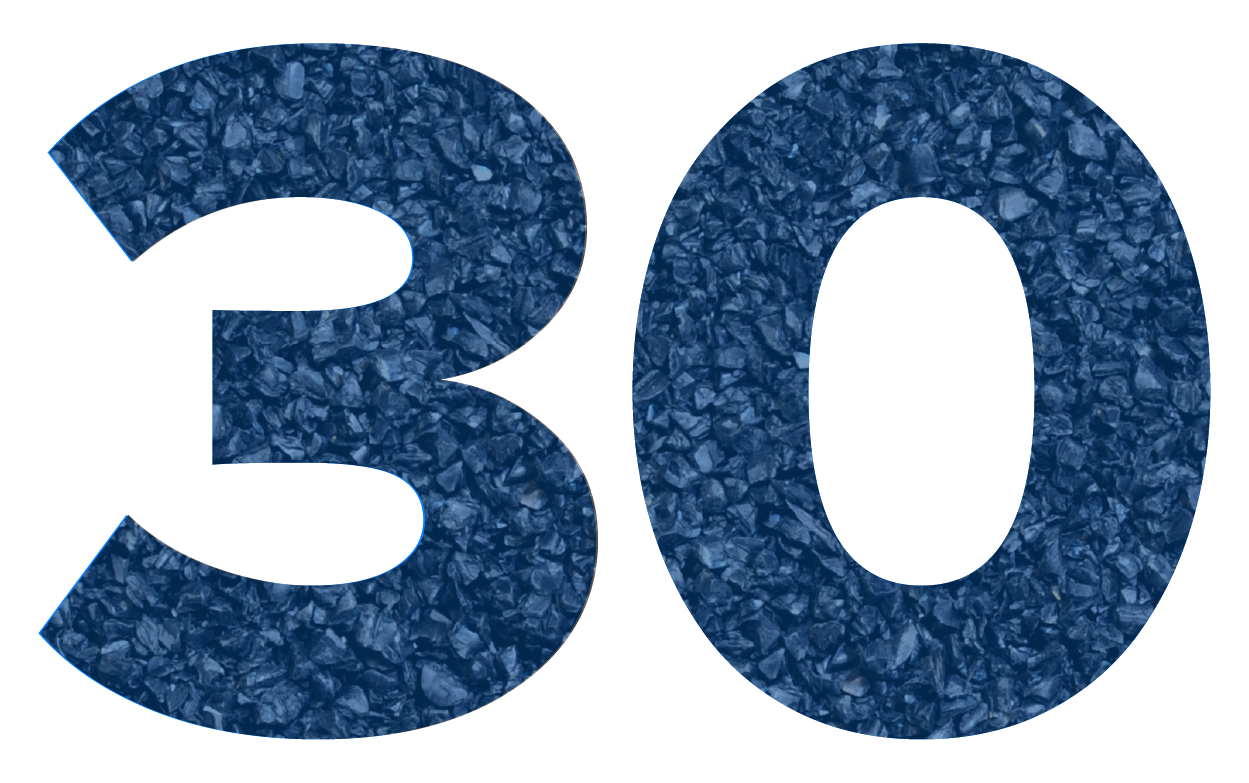 Download Free png 30 Number PNG Image.