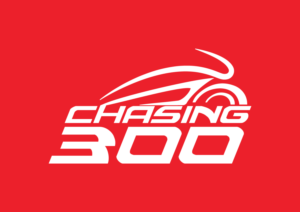 Bold, Professional Logo Design for Chasing 300 by RASA CREATIVE.
