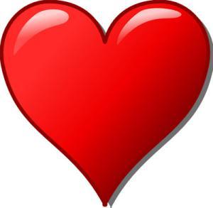 Cardiac Clipart.