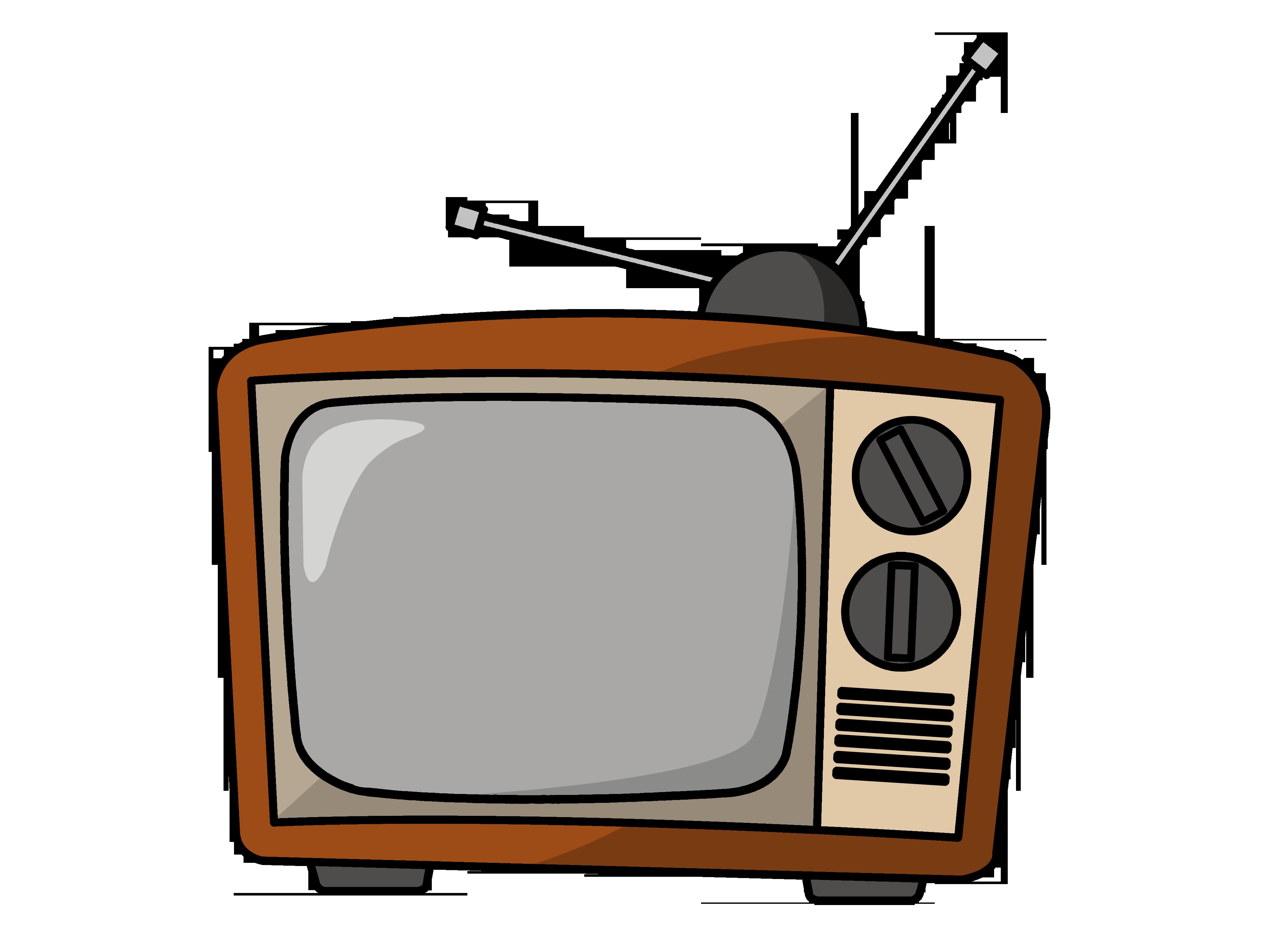 Television Clip art.