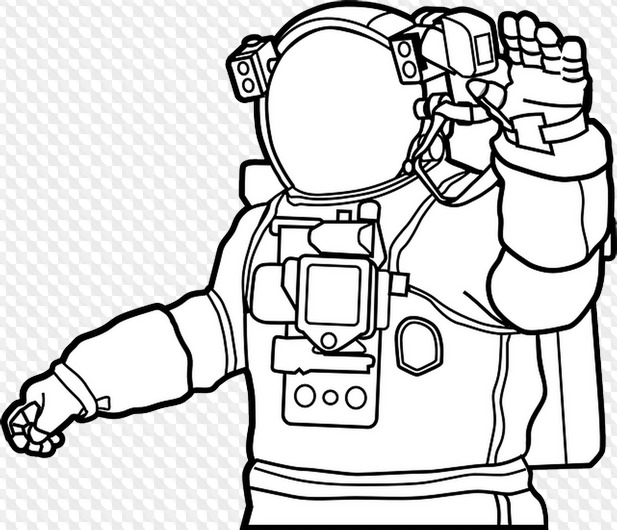 60 PNG, Astronauts: images, graphics, clipart, pictures with.