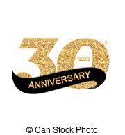 3194 Anniversary free clipart.