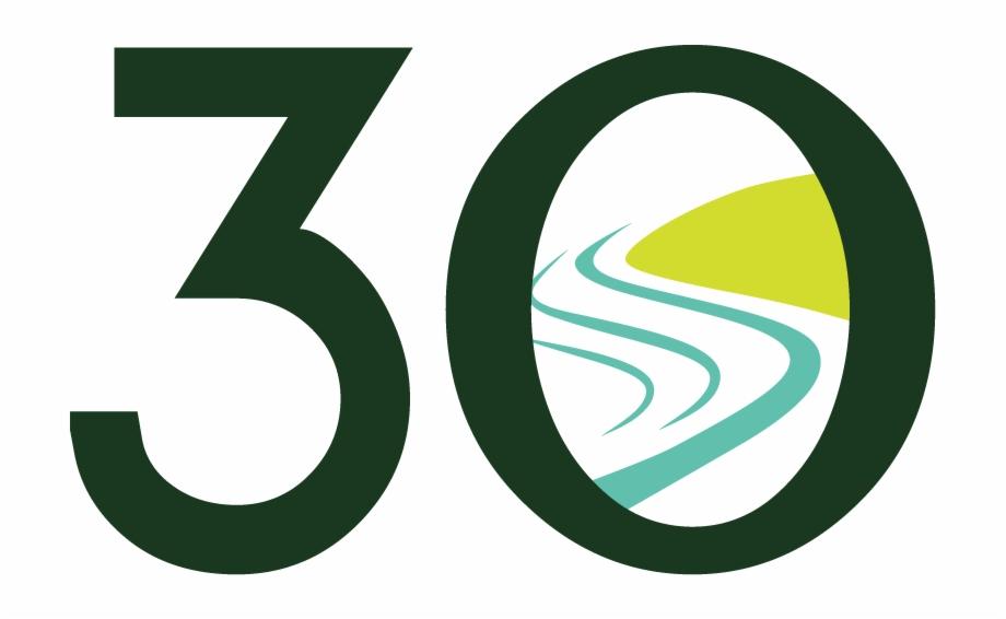 Bay Trail Celebrates 30Th Anniversary Circle.