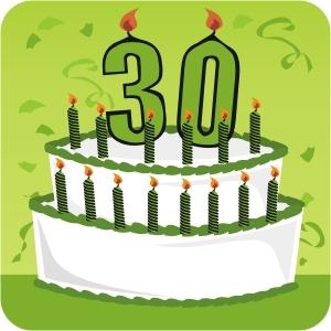 Happy 30th Birthday!.