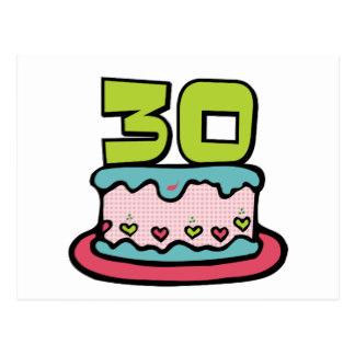 30 Birthday Cliparts.