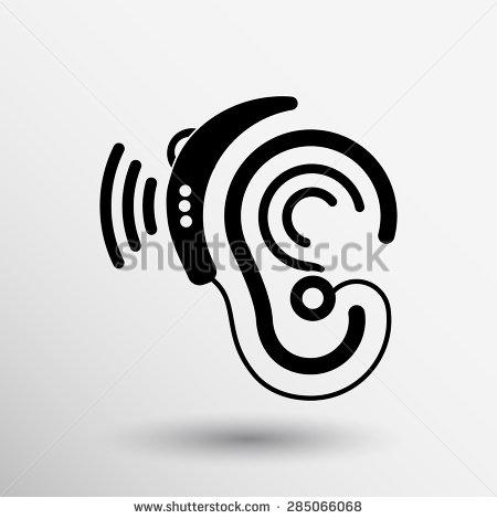 Listening Ear Clipart #31.