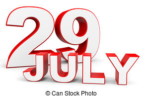 July 29 Stock Illustrations. 31 July 29 clip art images and.