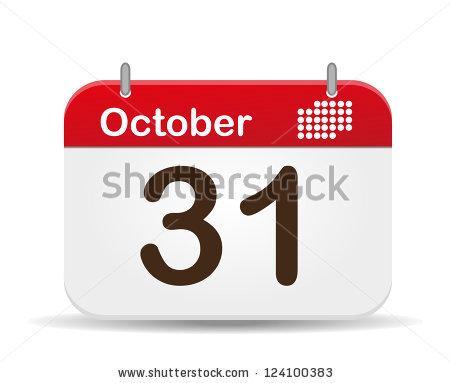 October 31 Stock Photos, Royalty.