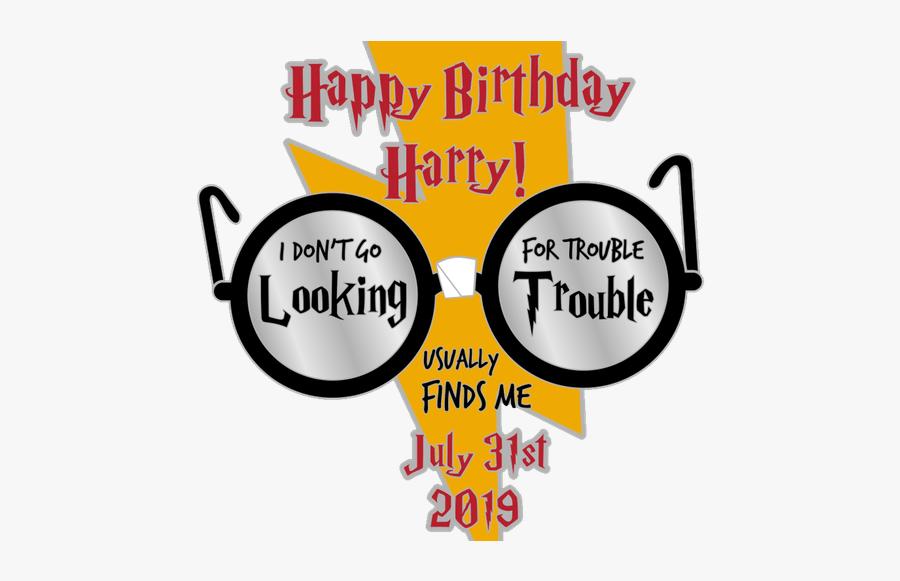 Harry Potter Birthday 2019 , Free Transparent Clipart.