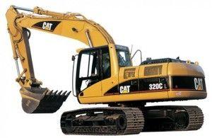 Caterpillar 320C 320C.