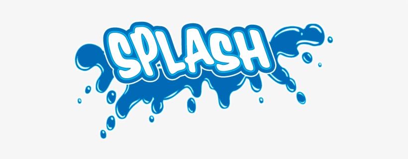 Water Splash Clipart 12.