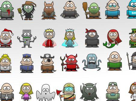 Icon sizes: 256x256, 64x64, 48x48, 32x32, 24x24, 16x16.