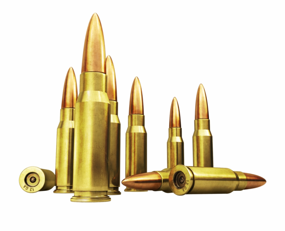 Bullet Transparent Png Bullets Png.