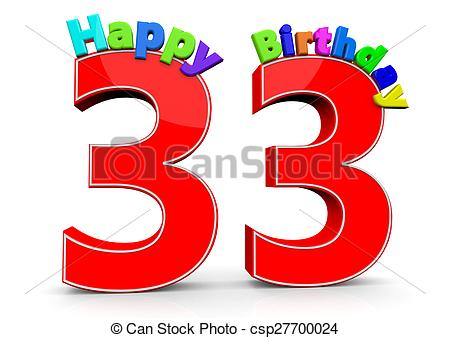 Number 33 Illustrations and Clipart. 139 Number 33 royalty free.