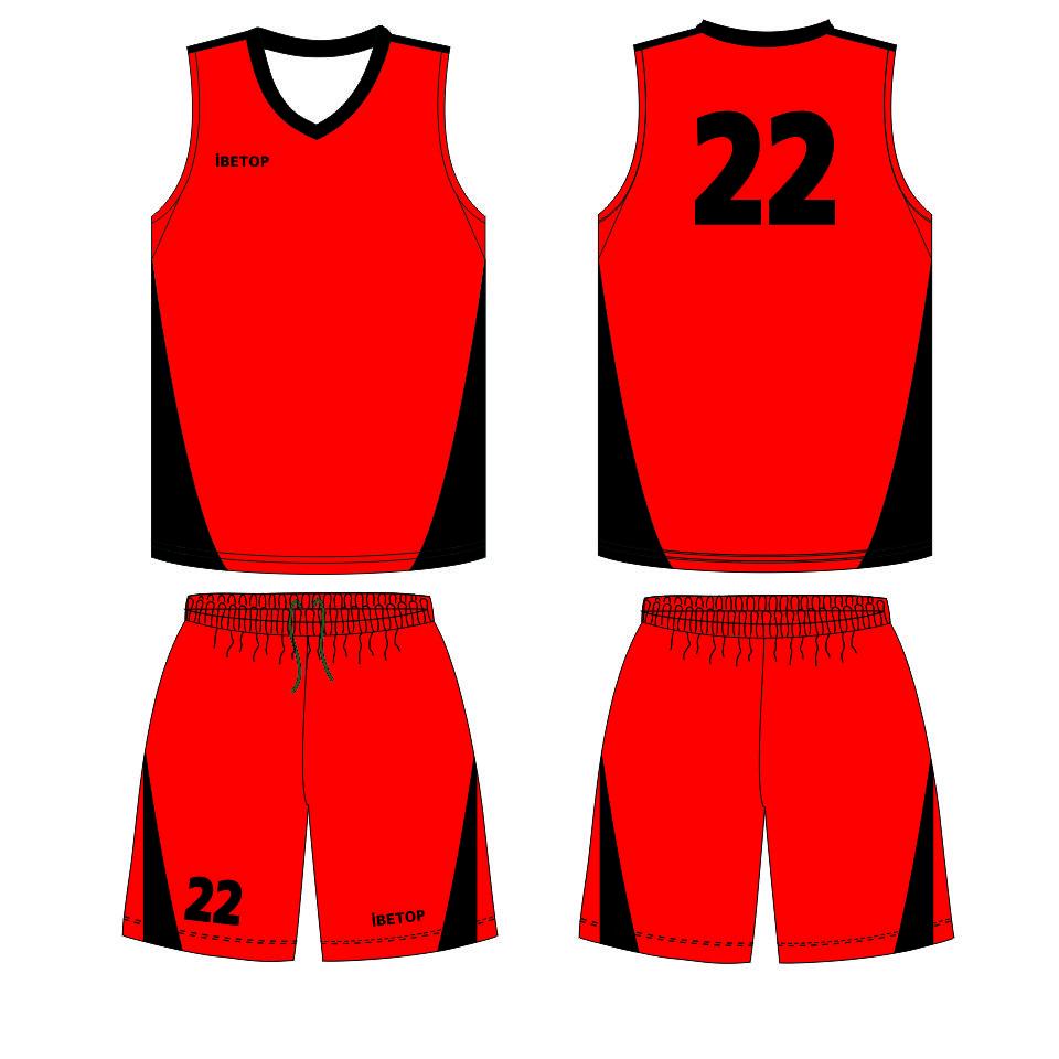 Blank Basketball Jersey Clipart.