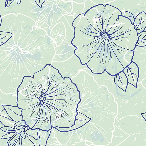 Petunia Petals Clip Art, Vector Images & Illustrations.