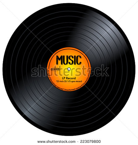 Recordplayer Stock Vectors & Vector Clip Art.