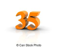 Number 35 Illustrations and Clipart. 419 Number 35 royalty free.