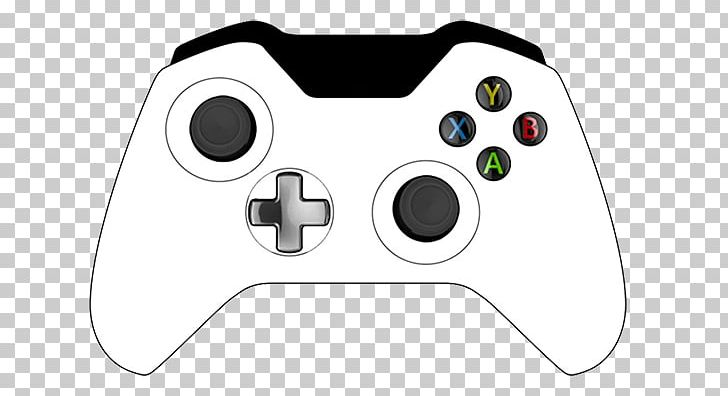 Xbox 360 Controller Xbox One Controller Game Controllers PNG.