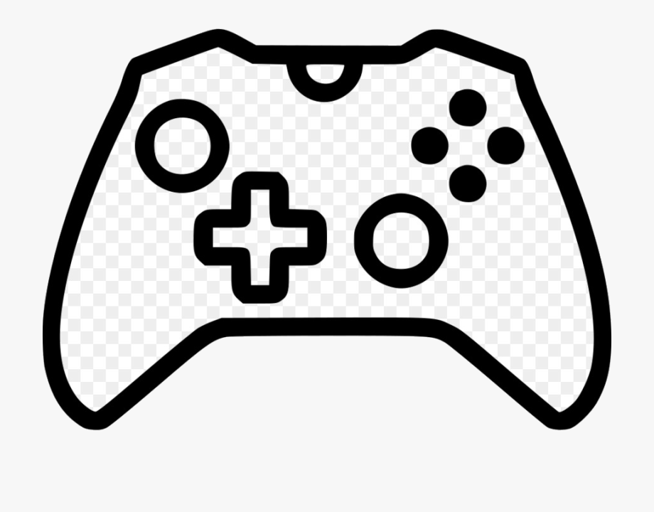 Xbox Controller One Background Free Transparent Png.