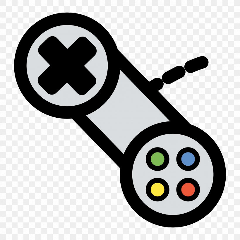 Xbox 360 Controller Game Controller Video Game Clip Art, PNG.
