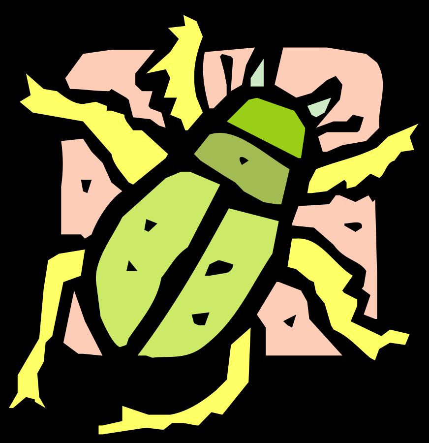 Insect 38 Picture medium 600pixel clipart, vector clip art.