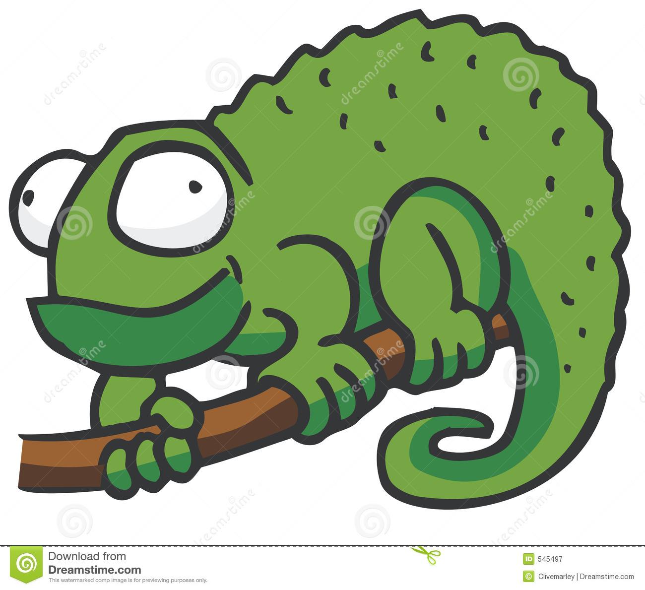 chameleon clipart #38.