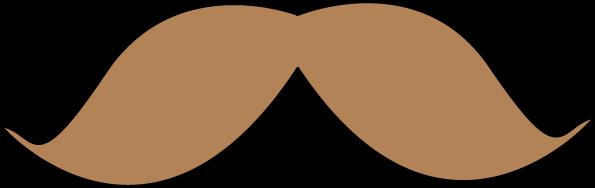 Mustache 38 Clipart.