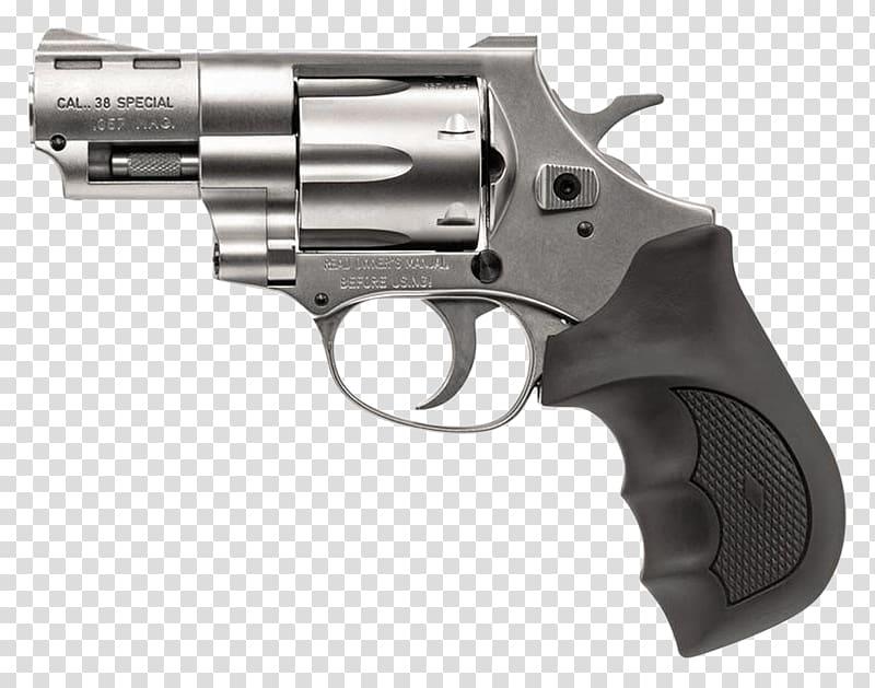 357 Magnum Revolver European American Armory Trigger .38.