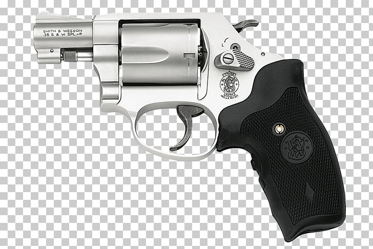 38 Special Smith & Wesson Revolver Firearm .38 S&W, Handgun.