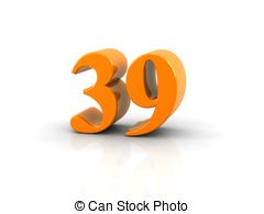 Number 39 Illustrations and Clipart. 167 Number 39 royalty free.