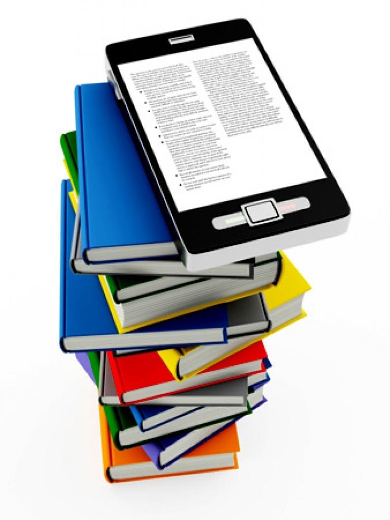 E Books Clipart.