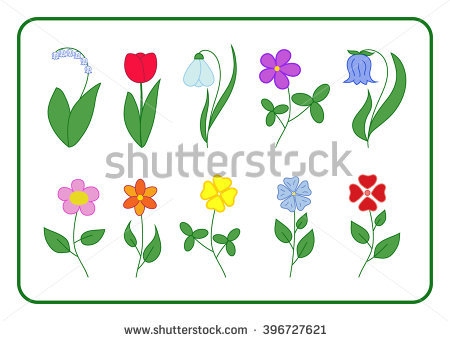 """bell_shaped_flowers"""" Stock Photos, Royalty."""