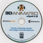 3D Animated Clipart 2 (Animation Factory) (2008.